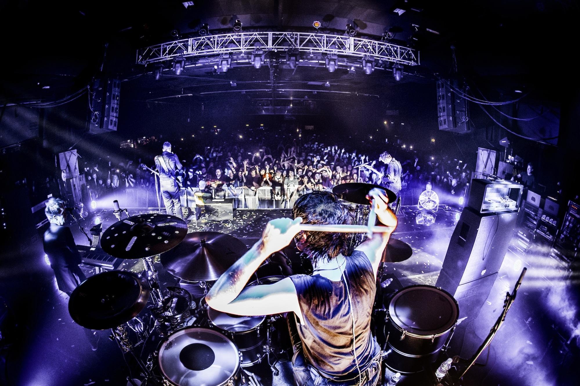 Muse Psycho UK tour 2015